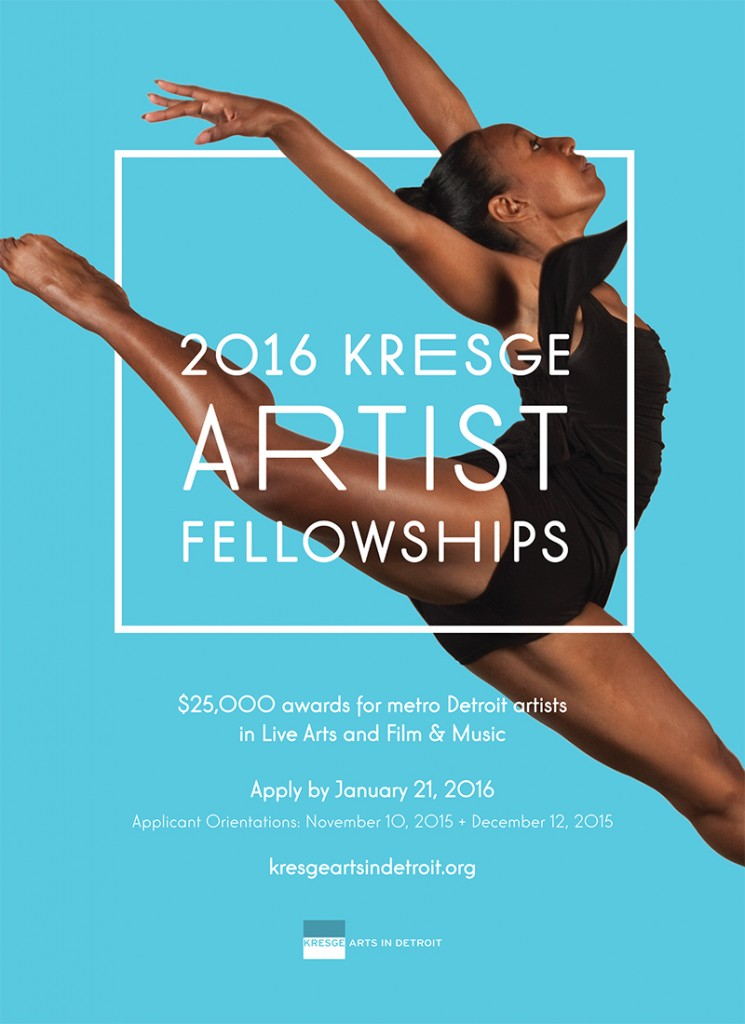 Being a great dancer takes daily practice and discipline, and so does turning in a great Kresge application!
