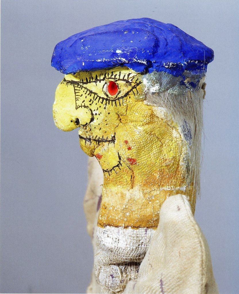 puppets by Klee